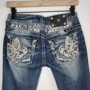 Miss Me Jeans size 25 boot cut